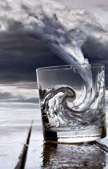 Soltar el vaso