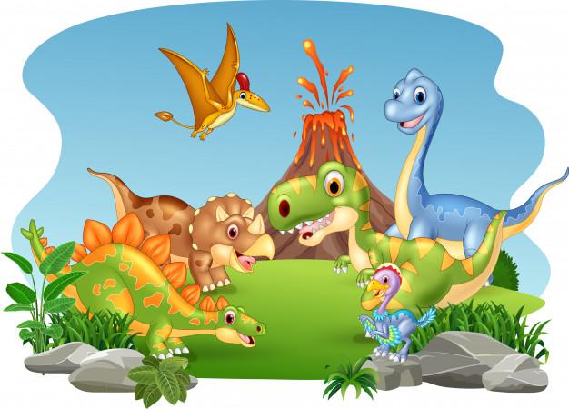 Los últimos dinosaurios